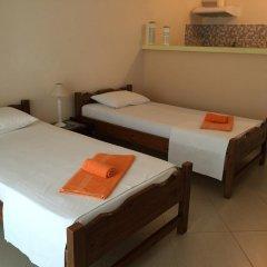 Отель Villa Marku Soanna Албания, Ксамил - отзывы, цены и фото номеров - забронировать отель Villa Marku Soanna онлайн комната для гостей фото 2