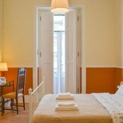 Ambiente Hostel & Rooms Стандартный номер с двуспальной кроватью (общая ванная комната) фото 10