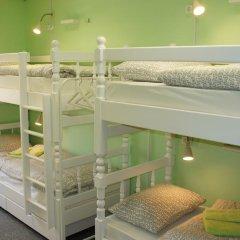 Гостевой Дом Полянка Кровать в общем номере с двухъярусными кроватями фото 24