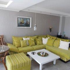 Отель Yassen VIP Apartaments Улучшенные апартаменты с различными типами кроватей фото 9