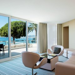 Отель JW Marriott Cannes комната для гостей фото 2