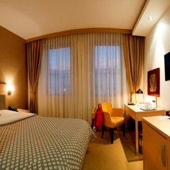 In Hotel Belgrade 4* Стандартный номер с различными типами кроватей фото 5