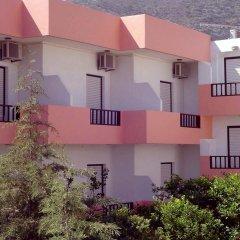Отель Thisvi 2* Номер категории Эконом с различными типами кроватей фото 2