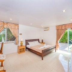 Отель Pure & Pam Village 3* Стандартный номер с различными типами кроватей фото 6