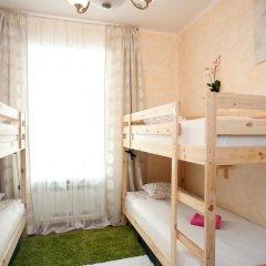 Europa Hostel Кровать в женском общем номере с двухъярусной кроватью фото 3