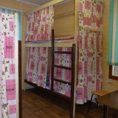 Hostel Favorit Кровать в общем номере с двухъярусной кроватью фото 2