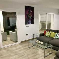 Отель Coral Beach Aparthotel комната для гостей фото 4