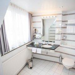 Отель Holiday Inn Vienna City 4* Стандартный номер с различными типами кроватей фото 8