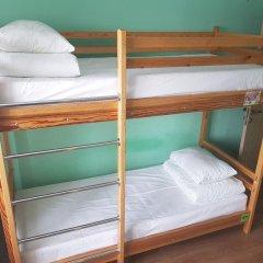 Хостел SunShine Кровать в мужском общем номере с двухъярусной кроватью фото 12