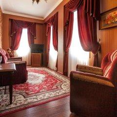 Гостиница Вилла Анна 4* Стандартный номер с двуспальной кроватью фото 4