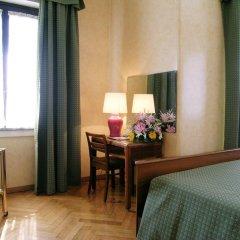 Отель Bettoja Mediterraneo 4* Стандартный номер с различными типами кроватей фото 5