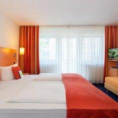 Favored Hotel Plaza 3* Стандартный номер с двуспальной кроватью фото 6