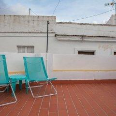 Отель Pension San Marcos Номер категории Эконом с различными типами кроватей фото 12