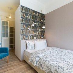 Апартаменты на Бронной Студия разные типы кроватей фото 11