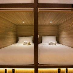 Capsule Pod Boutique Hostel Кровать в общем номере