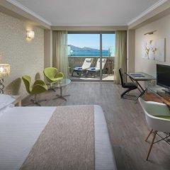 Atrium Platinum Luxury Resort Hotel & Spa 5* Улучшенный люкс с различными типами кроватей фото 2