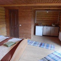 Отель Domik Zubanicha Волосянка комната для гостей фото 2