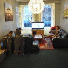 Отель Baggies Backpackers Великобритания, Брайтон - отзывы, цены и фото номеров - забронировать отель Baggies Backpackers онлайн интерьер отеля фото 2