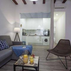 Отель Quart Apartment Испания, Валенсия - отзывы, цены и фото номеров - забронировать отель Quart Apartment онлайн комната для гостей фото 2