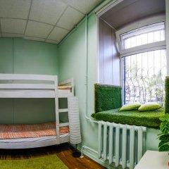 Хостел Old Flat на Невском Кровать в женском общем номере с двухъярусной кроватью фото 7