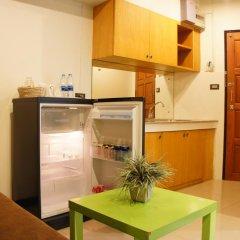 Отель Ratchadamnoen Residence 3* Улучшенные апартаменты с двуспальной кроватью фото 6