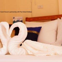 Отель Kantiang Guest House 2* Номер Делюкс с различными типами кроватей