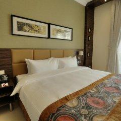 One to One Clover Hotel & Suites 3* Люкс с различными типами кроватей фото 3