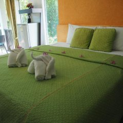Отель Supsangdao Resort 3* Вилла с различными типами кроватей фото 5