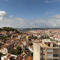 Отель Best View of Lisbon III @ Senhora do Monte, Graça, Alfama балкон