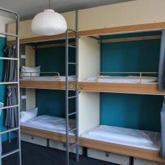 Отель St Christophers Inn Berlin Кровать в общем номере с двухъярусной кроватью фото 15