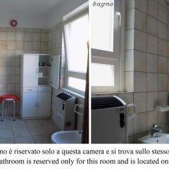 Отель B&B Falcone Ортона ванная