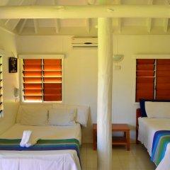 Отель Daku Resort Savusavu 3* Бунгало с различными типами кроватей фото 13