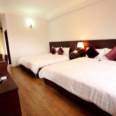 Hanoi Golden Hotel 3* Стандартный номер с различными типами кроватей фото 2