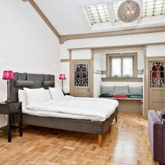 Отель Avenue A1 Улучшенные апартаменты с различными типами кроватей фото 38