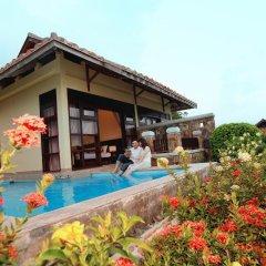 Отель Romana Resort & Spa 4* Вилла с различными типами кроватей фото 11