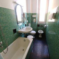 Отель Vittoria And Orlandini Генуя ванная фото 3