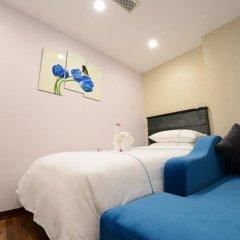 Hanoi Emerald Waters Hotel & Spa 4* Семейный номер Делюкс с двуспальной кроватью