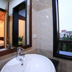 Отель Quang Xuong Homestay 2* Стандартный номер с различными типами кроватей