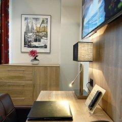 Hotel An der Philharmonie 4* Стандартный номер с двуспальной кроватью фото 9