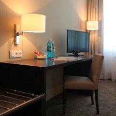 relexa Hotel Airport Düsseldorf - Ratingen 4* Улучшенный номер с различными типами кроватей фото 4
