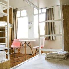 Inhawi Hostel Кровать в общем номере с двухъярусной кроватью фото 29