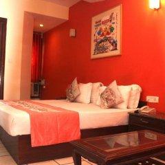 Hotel Unistar 3* Номер Делюкс с различными типами кроватей фото 10