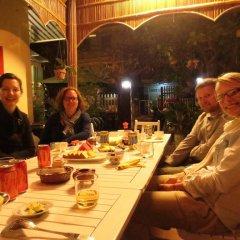 Отель Moc Vien Homestay питание