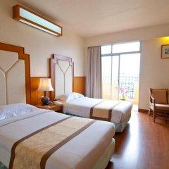 Golden Beach Hotel Pattaya 3* Улучшенный номер с различными типами кроватей фото 3