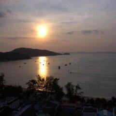 Отель Patong Tower Holiday Rentals пляж фото 2