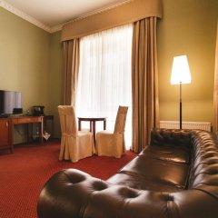 Бизнес Отель Евразия 4* Представительский люкс разные типы кроватей фото 11