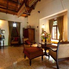 Отель Reef Villa and Spa 5* Люкс с различными типами кроватей фото 47