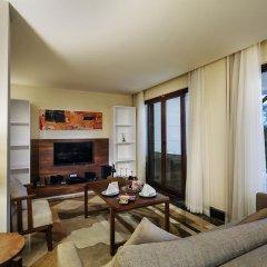 Отель Nirvana Lagoon Villas Suites & Spa 5* Люкс повышенной комфортности с различными типами кроватей фото 24