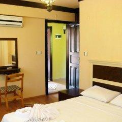 Defne Hotel 3* Стандартный номер с двуспальной кроватью фото 3