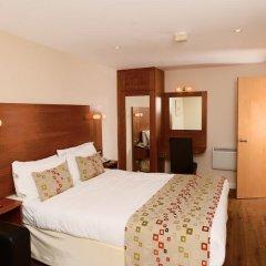 Отель Holyrood Aparthotel 4* Стандартный номер с различными типами кроватей фото 4